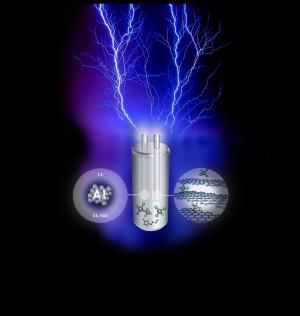 연구팀은 알루미늄을 이용해 초고속으로 충전되는 저렴한 배터리를 개발했다. - 스탠포드대학교 제공